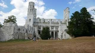 Die Abtei von Jumièges
