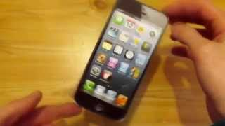 How to build an Apple iPhone 5 [paper craft]