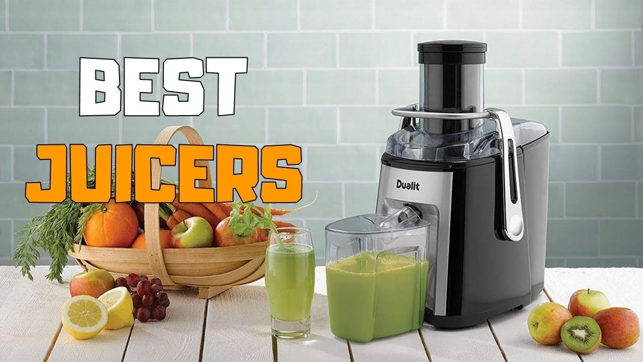 Best Juicers in 2020 - Top 6 Juicer Picks - YouTube