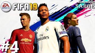 Zagrajmy w FIFA 19 [PS4 Pro] odc. 4 - Nowa rola w zespole | Droga do sławy