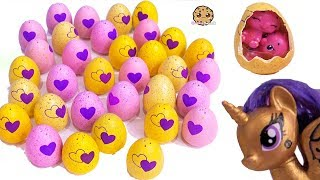 Download Twins Hatchimals Egg Surprise ! Blind Bag Animals At Shopkins Small Mart Mp3 and Videos