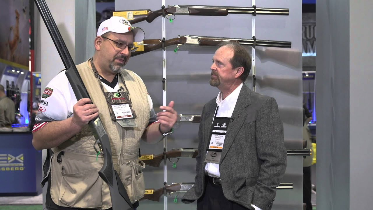 Cynergy - Mark Gagliardi testimonial about the Browning Cynergy Shotgun