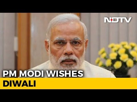 Download In Diwali Message, PM Wishes For Happiness, Prosperity And Good Luck