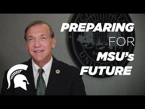 MSU President Stanley Announces Campus Planning Initiatives