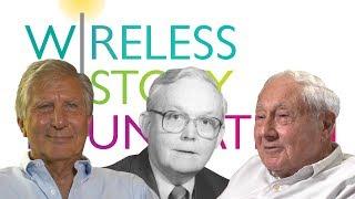 Wireless History Hall of Fame Inductees Philip Porter, Richard Frenkiel, Joel Engel