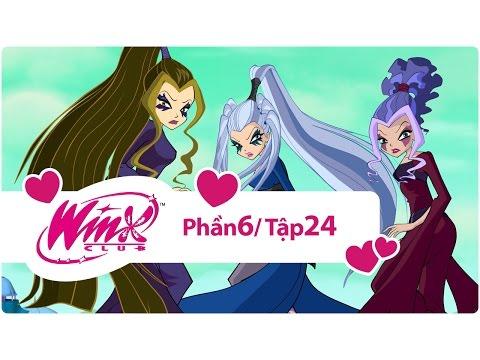 Winx Công chúa phép thuật - phần 6 tập 24 - [trọn bộ]