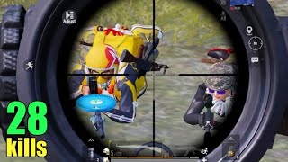 BEST Levinho Kill!! | Spoidermon | PUBG MOBILE