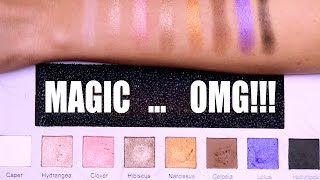 MAGIC MAKEUP PALETTE ... OMG !!!
