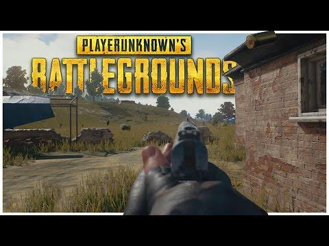BattleGrounds: Hidden in plain sight! (PUBG)