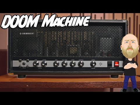 DOOM MACHINE! JPTR FX Ohmmacht Amp!