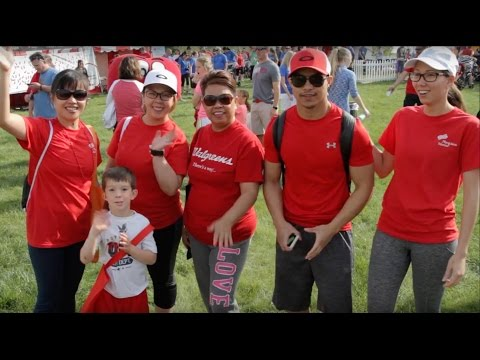 2016 Omaha-Council Bluffs Heart Walk