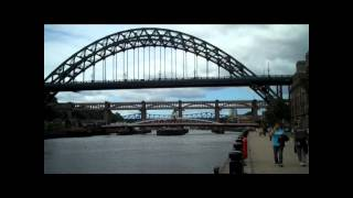 Get Carter film locations part 6: ships on the Tyne