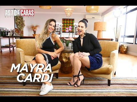As 7 da Caras  - Mayra Cardi