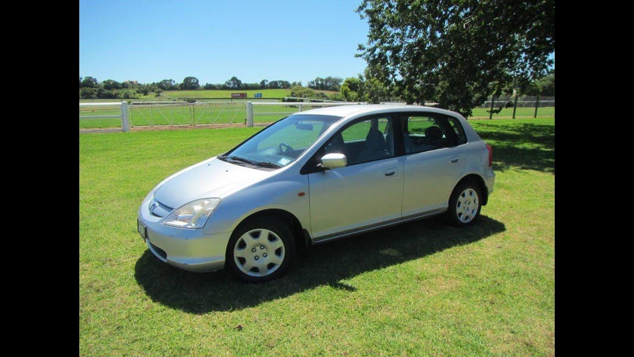 Wonderful 2003 NZ New Honda Civic Hatchback $1 RESERVE!!! $Cash4Cars$Cash4Cars$ **  SOLD **