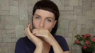 Анна Измайлова Как красить губы яркой помадой(В этом видео я показываю два варианта прорисовки контура губ: один неправильный, который делает губы плоски..., 2015-09-02T22:06:16.000Z)