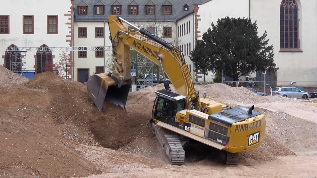 Abbruch Frankfurt