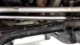 видео Рулевой демпфер: особенности механизма и правила установки