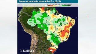 ASAS e VCAN vão influenciar na chuva essa semana