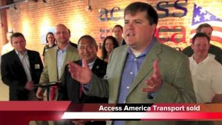 Access America Transport sold to Coyote Logistics