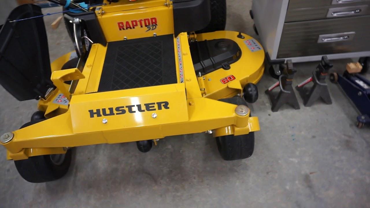 Hustler 60 meter add on