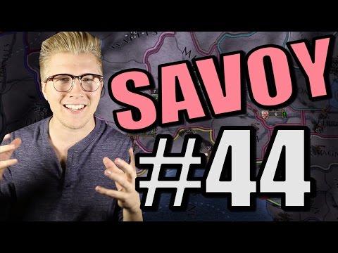 Let's Play Europa Universalis IV [EU4 Common Sense] Gameplay: Savoy [Part 44]