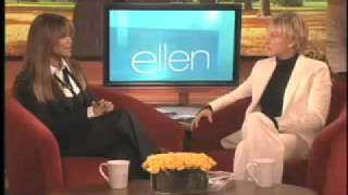 Ellen: Janet Jackson goes on the record
