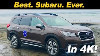 2019 Subaru Ascent Review - The Three-Row Subie!