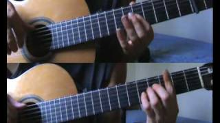 Chico Buarque - Essa Moça Tá Diferente for 2 guitars
