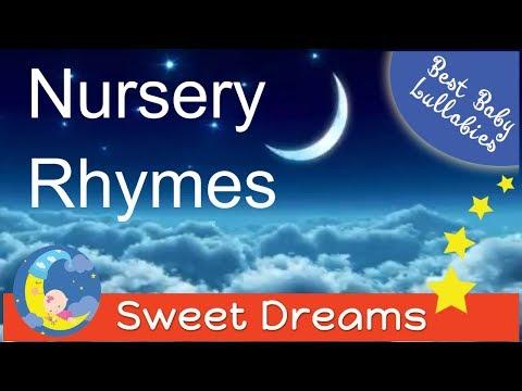 NURSERY RHYMES Lullabies For Babies To Go To Sleep-Lullaby-Baby Song Sleep Music-Baby Sleeping Songs