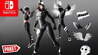 THE SHADOW Package & Honor Taken | Fortnite Nintendo Switch