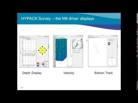 HydroSurveyor M9 powered by HYPACK Max – Learn how this new powerhouse pair take hy