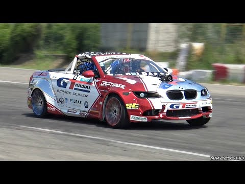 Whipple Supercharger 376 LSX BMW M3 E93 with BIG Cams LOUD V8 Sounds!