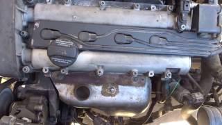 محرك جولف 4 بعد التجديد - moteur Golf  4 après rénovation