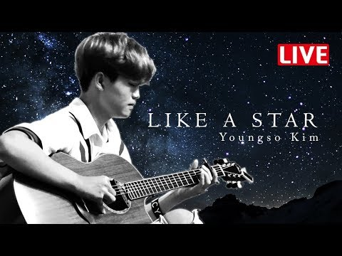 Download [HD][LIVE] Youngso Kim - Like A Star / Fingerstyle Guitar / Acoustic solo