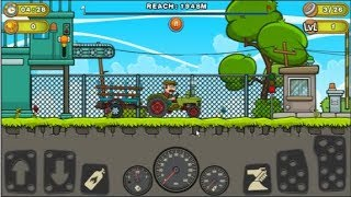 Tractor mania transport driving game level1 complete