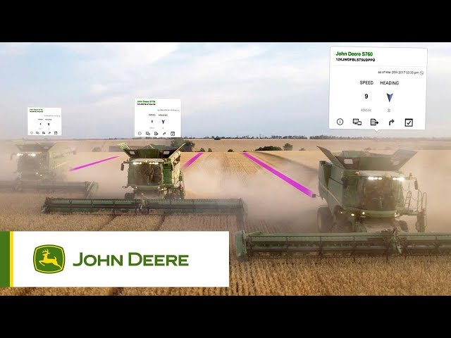 S700 The automated Combine Part 5 Connectivity Packages