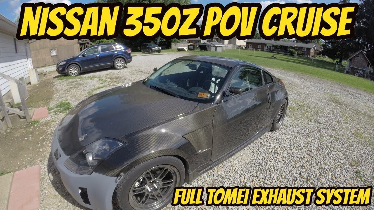 350z POV Cruise (Full Tomei Exhaust) - Thủ thuật máy tính