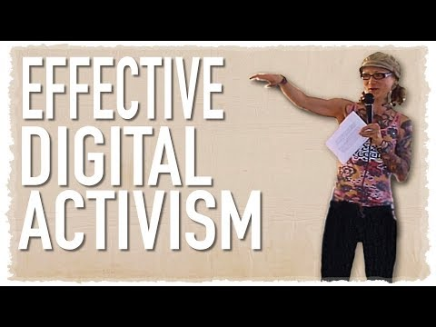 How To Be An Activist & Find Your Voice | The Bite Size Vega