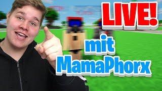 Eure Wünsche mit MamaPhorx und mehr LIVE in Minecraft