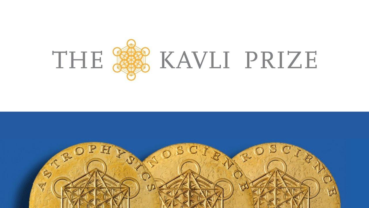 2018 Kavli Prize Announcement Program