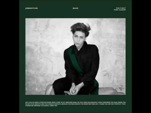 JONGHYUN 종현_'Crazy (Guilty Pleasure)' Feat. Iron -  AUDIO