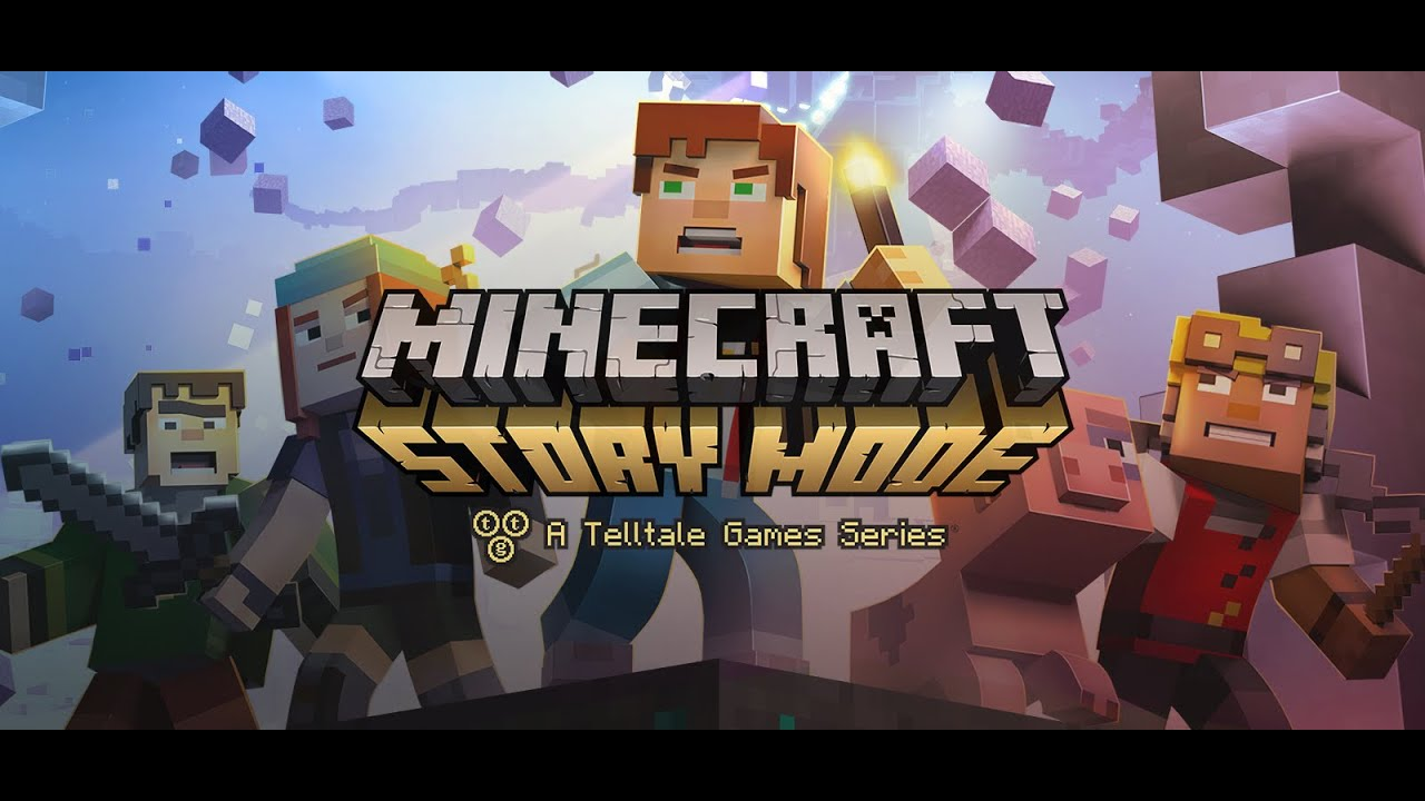 Minecraft: Story Mode (Complete) - Download - Free GoG PC Games