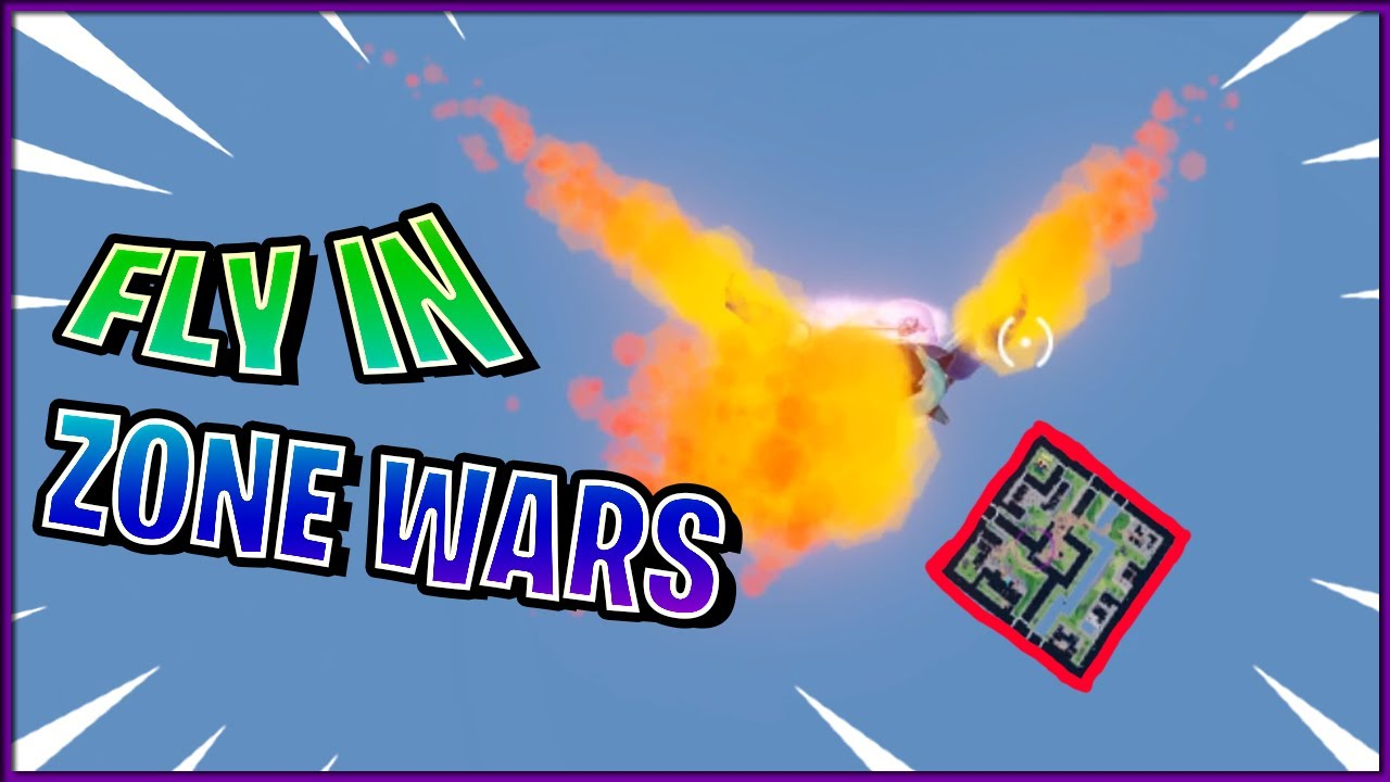 How To Fly In Strucid Zone Wars *INSANE* - YouTube