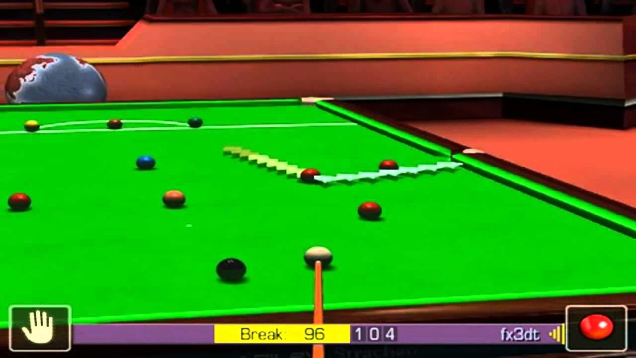 Play Snooker like a pro on your Windows desktop