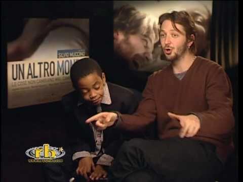 SILVIO MUCCINO e MICHAEL RAINEY JR. - intervista (Un altro mondo) - WWW.RBCASTING.COM