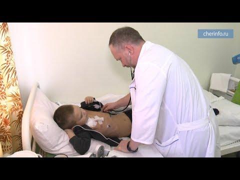 Спасение мальчика в больнице
