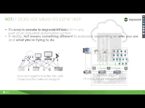 IIoT Use Cases and Applications Webinar