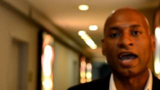 Charles M. Blow gives his last word at BET's Don't Sleep!