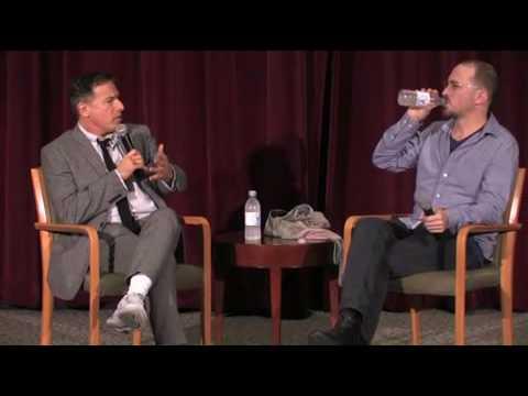 David O Russell with Darren Aronofsky discuss JOY
