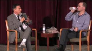 David O Russell with Darren Aronofsky discuss JOY